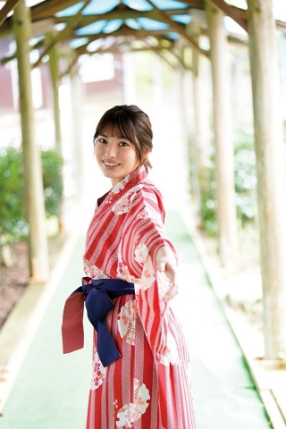 Risa Aramaki who is popular for her Asato and cute videos on TikTok008