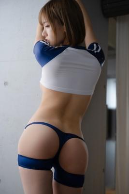 Sexy Gym Uniform Gym Wear Swimsuit Cosplay Exposure074