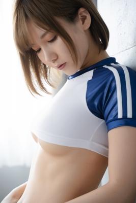 Sexy Gym Uniform Gym Wear Swimsuit Cosplay Exposure082