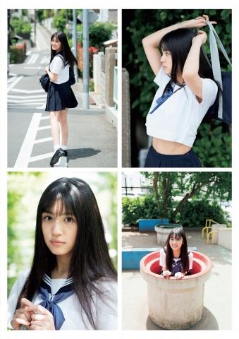Mion Nakagawa Mirun and the longawaited first swimsuit swimsuit bikini002