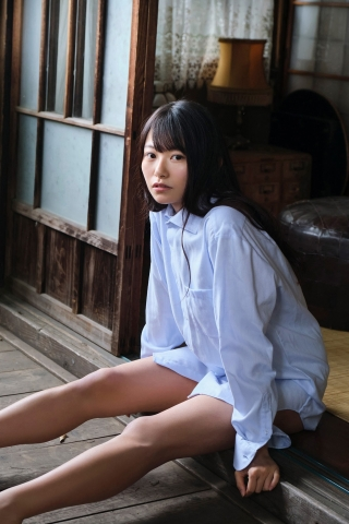 Kiho Sakurai Icup when she takes off her innocent costume Vol2001