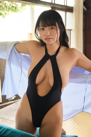 Kiho Sakurai Icup when she takes off her innocent costume Vol2005