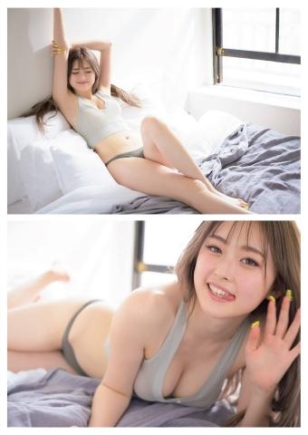 Yuuchami Yuna Furukawa 175cm tall white gal from Towa004