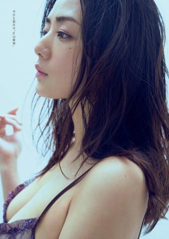 Ive just turned 30 and Im loving it Momi Katayama swimsuit gravure007