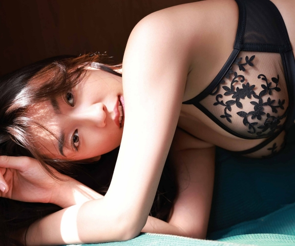 Yu Matsumoto Self-underwear Home gravure009