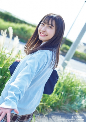 Tsukion Takeuchi Digital Photo Collection Someday After School022
