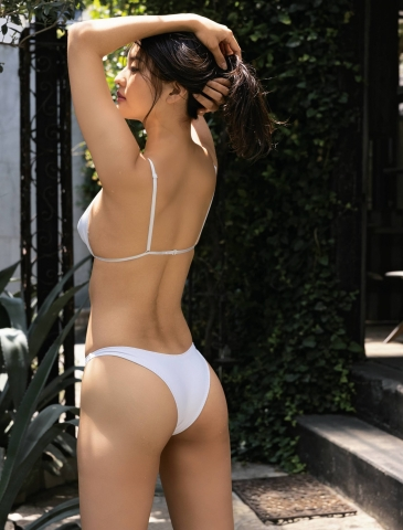 Yume Hayashi Swimsuit Gravure Perfect proportions006