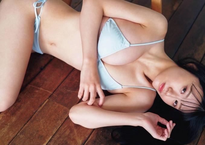 Miru Shirama Rei Uenishi graduation beauty goddess body006