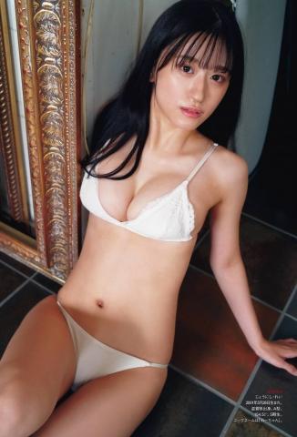 Miru Shirama Rei Uenishi graduation beauty goddess body012