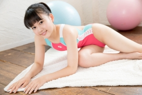 Hinari Sakiba Arena swimming suit pink2002