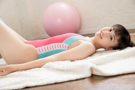 Hinari Sakiba Arena swimming suit pink2005