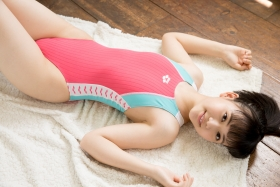 Hinari Sakiba Arena swimming suit pink2008