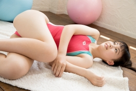 Hinari Sakiba Arena swimming suit pink2017