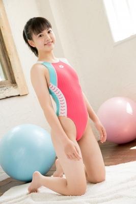 Hinari Sakiba Arena swimming suit pink2035