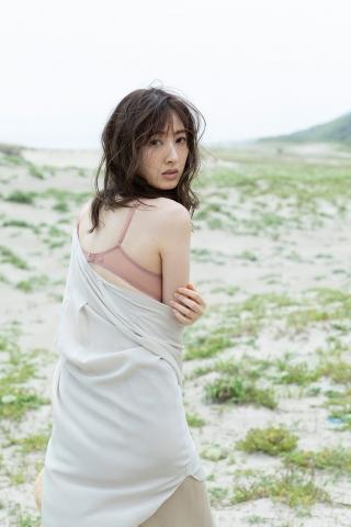 Haruka Dan noble summer bikini017