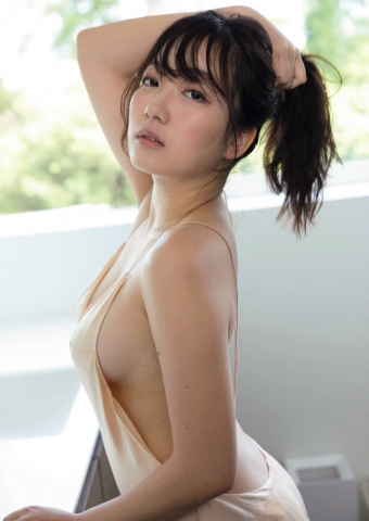 Kyoka lingerie off Fcup bountiful body all here008