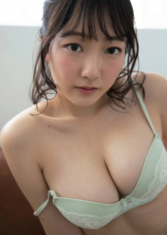 Kyoka lingerie off Fcup bountiful body all here009