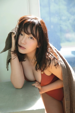 Kyoka lingerie off Fcup bountiful body all here015