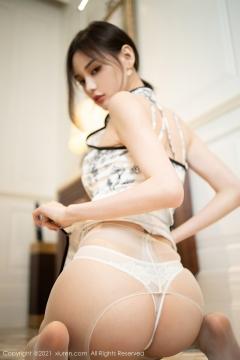 Beautiful Woman in China Dress White Lingerie Underwear Small Evening juju060