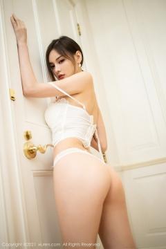 Beautiful Woman in China Dress White Lingerie Underwear Small Evening juju118