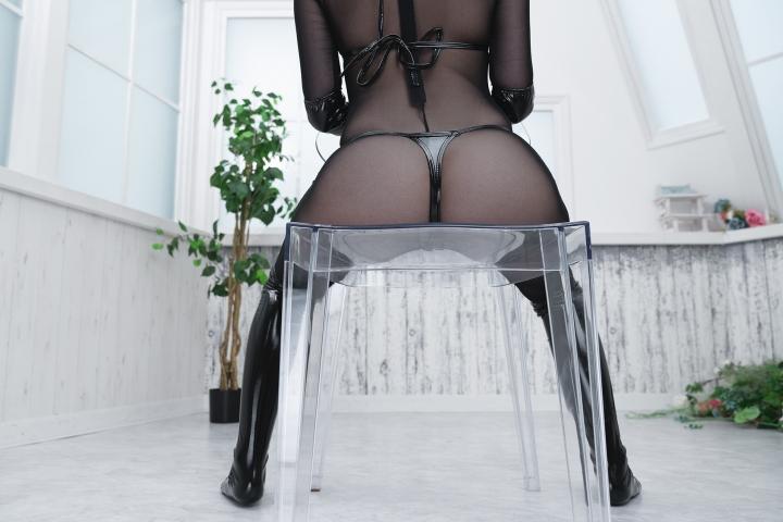 tights micro black swimsuit bikini051