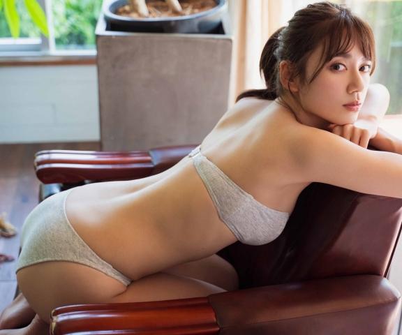 Kaede Hiroyama innocent miracle smile girl009