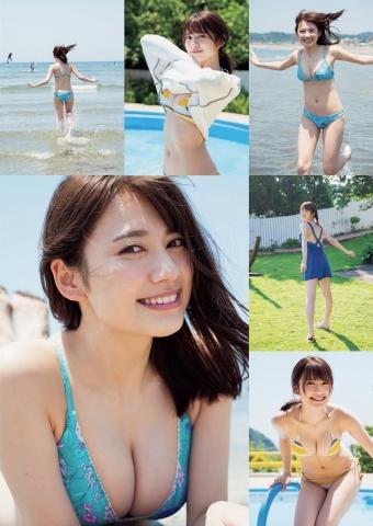 Kaede Hiroyama innocent miracle smile girl002