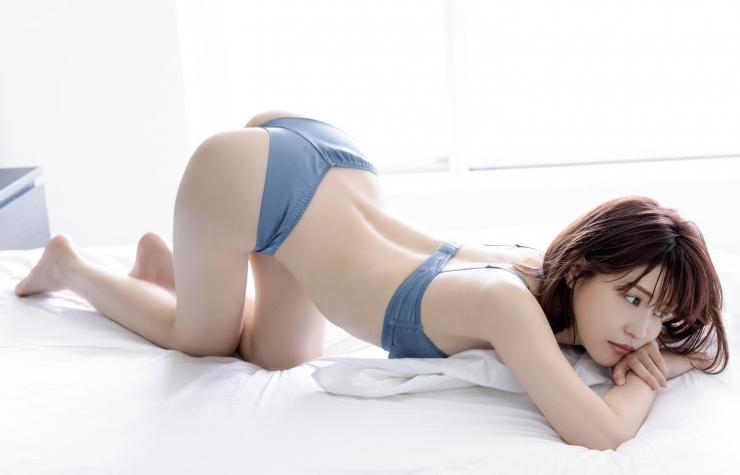 Asuka Kishi Premium swimsuit bikini gravure003