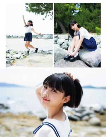 Matsumoto Hinata I dont want to grow up because summer has just begun002