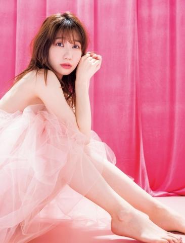 Yuki Kashiwagi the strongest idol who is reluctantly cute013