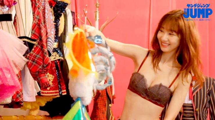 Yuki Kashiwagi the strongest idol who is reluctantly cute g018