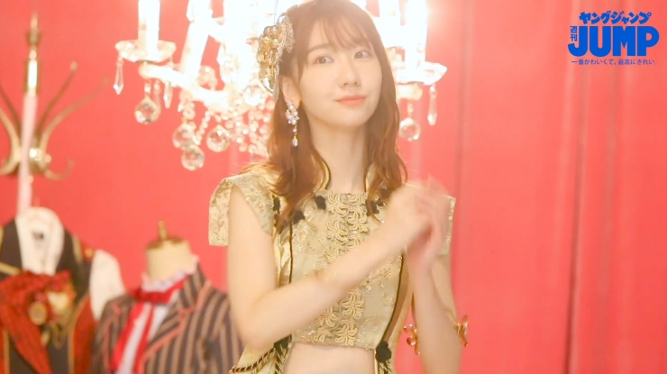 Yuki Kashiwagi the strongest idol who is reluctantly cute g032
