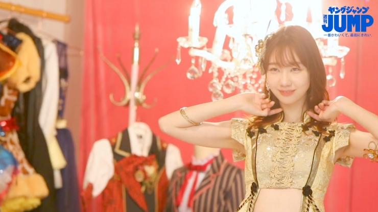 Yuki Kashiwagi the strongest idol who is reluctantly cute g033