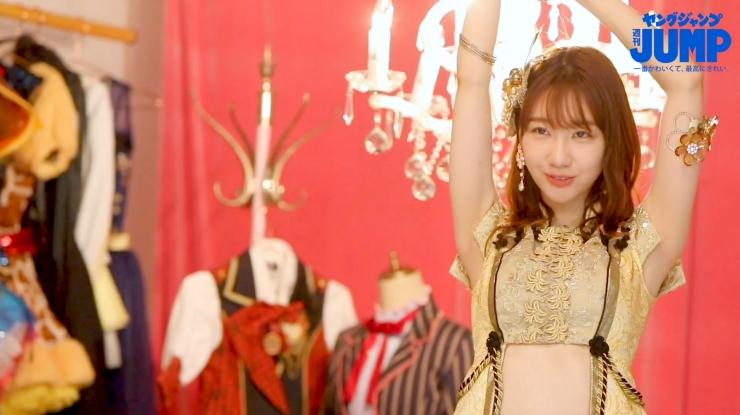 Yuki Kashiwagi the strongest idol who is reluctantly cute g034