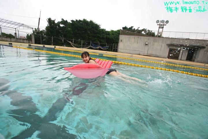 Shizuka Umemoto School Swimsuit Speedo Speedo Pool043