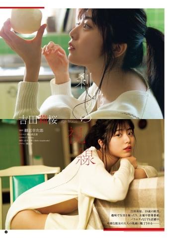 Rizou Yoshida The legend of gravure of Reiwa 19 years old pure emotion001