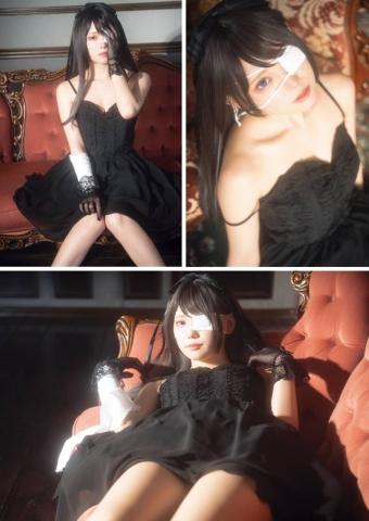 Kokoro Shinozaki super beautiful blonde cosplayer 4007