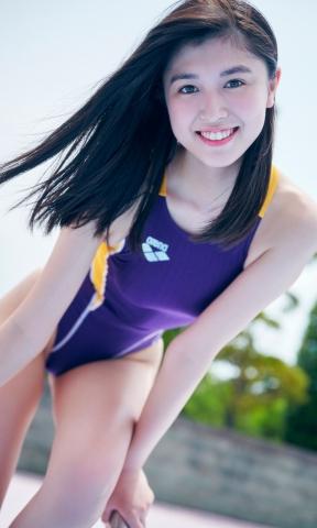 Asuka Hanamura Tamayo Kitamukai Summer Running Youth008