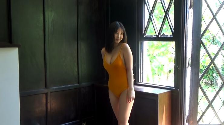 Aika Sawaguchi here she comes the gravure queen of Wa027