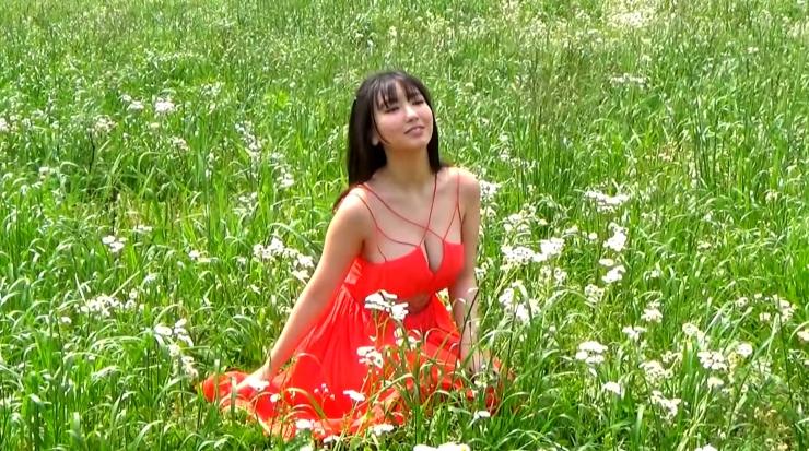 Aika Sawaguchi here she comes the gravure queen of Wa059