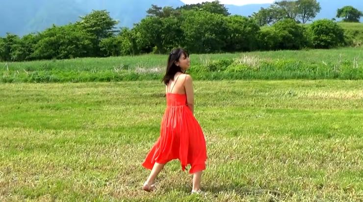 Aika Sawaguchi here she comes the gravure queen of Wa056