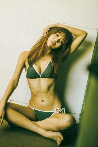Sayaka Amano swimsuit bikini gravure The No1 body of the delivery queen003