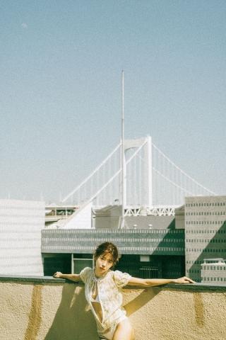Sayaka Amano swimsuit bikini gravure The No1 body of the delivery queen006