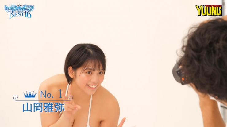 Masaya Yamaoka 16 former topranking national wrestling competitor Miss Magazine 2021024