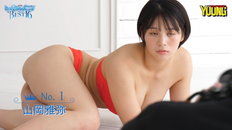 Masaya Yamaoka 16 former topranking national wrestling competitor Miss Magazine 2021052