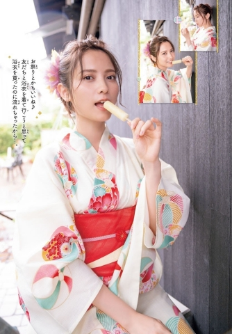 Nashiko Momotsuki the summer heroine with a big heart008