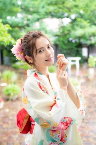 Nashiko Momotsuki the summer heroine with a big heart018