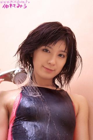Miu Nakamura Swimming Race Swimsuit Image Arena arena010