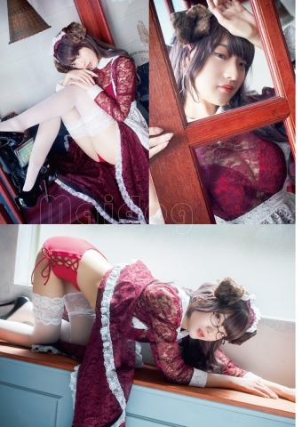 Fire General Rosier dressing is erotic and beautiful006