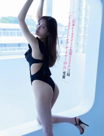 Anon a promising new star in the world of gravure Bikini swimwear001